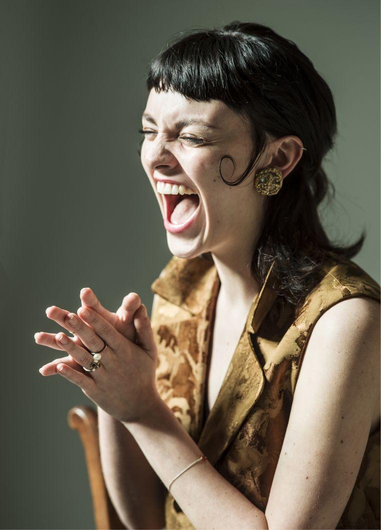 Toen ik een theatermaker vroeg een stuk vrouwvriendelijker te maken, zei hij: 'Sorry, de dingen zijn nu wat ze zijn: je staat hier te praten, en intussen heb ik me je al drie keer naakt ingebeeld.' Beeld
