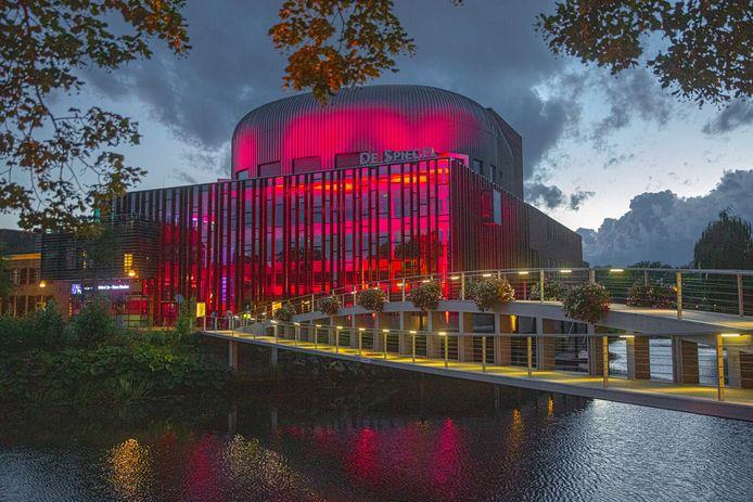 Theater de Spiegel in Zwolle.