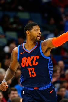 Oklahoma City Thunder pas na verlenging langs Utah Jazz