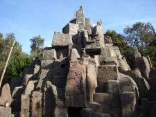 Tonnen voor restauratie Bergdierenrots in Blijdorp, Villa van Waning en twee molens
