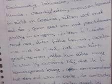 De laatste letters van Petra's vader - verpleegkundige in Losser - vertellen: 'Corona is een sluipmoordenaar'