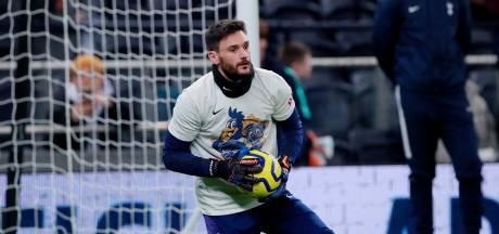 Keeper Lloris terug bij Tottenham Hotspur