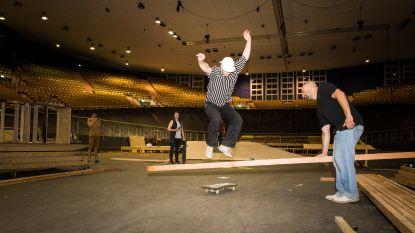 Skaters tien dagen lang de baas in 't Kuikpe: Wielertempel wordt klaargestoomd voor BK Skateboarden