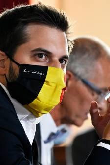 """Bouchez: """"Le gouvernement sera plus à droite avec les Verts qu'avec la bourguignonne"""""""