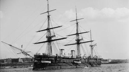 """Wrak van Russisch oorlogsschip met """"112 miljard euro aan goud aan boord"""" gevonden voor kust Zuid-Korea"""