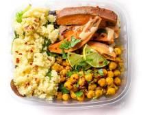 Trek in plaats van een kroket eens een salade uit de muur