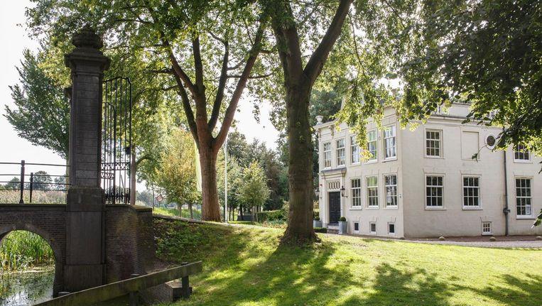 Buitenhuis Wester-Amstel aan de Amsteldijk-Noord. Beeld Carly Wollaert