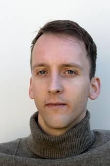 AD-verslaggever Stijn Tielemans: 'Wie klein leeft, waardeert het kleine, maar isolement ligt op de loer'