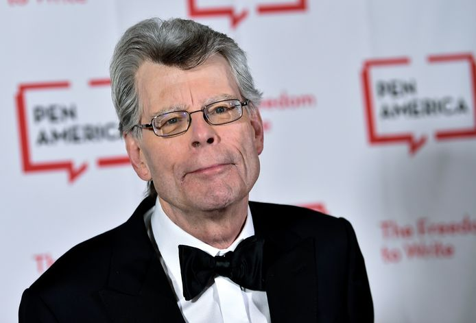 King of Horror Stephen King (72).