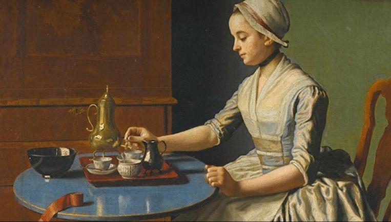 De nieuwe aankoop van het museum. Beeld Rijksmuseum