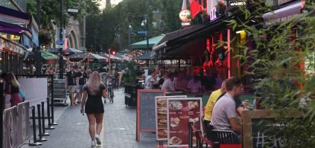 Brabant-Noord en -Zuidoost bij regio's die extra maatregelen krijgen: horeca eerder dicht