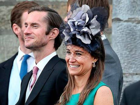 Pippa Middleton (34) is zwanger