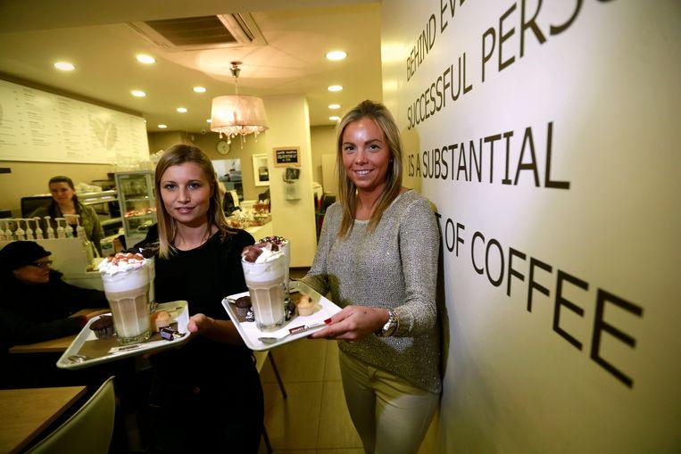 De nieuwste telg van Sweet Coffee zal in Quartier Bleu de deuren openen in het voorjaar van 2020, tegelijk met andere horecazaken, winkels en publieke parking.