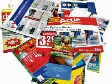 Folders in de brievenbus in Harderwijk? Dan ja/ja-sticker plakken
