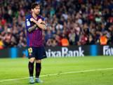 Barcelona tikje huiverig zonder Messi