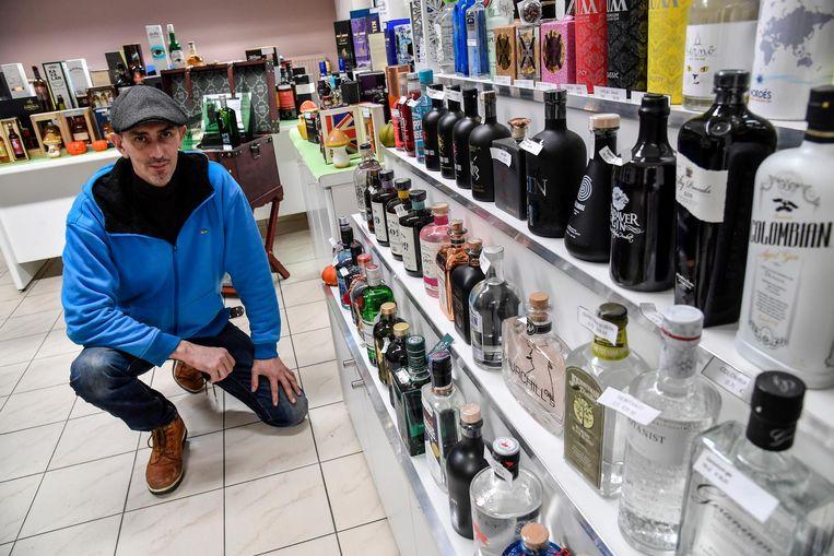 Narcy De Clippeleir organiseert zaterdag een gin tasting.