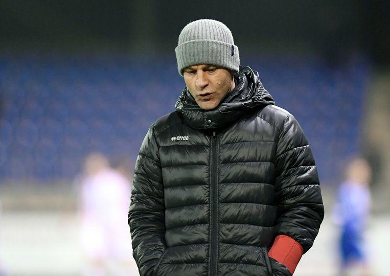 """Peter Van Houdt: """"Tijdens winterstop nog aangeboden om stap opzij te zetten."""""""