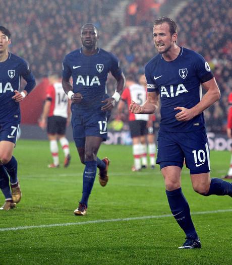 Tottenham Hotspur laat dure punten liggen in Southampton