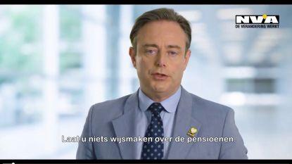 """Onze opinie. """"Wat De Wever zegt over pensioenleeftijd noemde Herman Van Rompuy in 2012 al het gezond verstand zelf"""""""