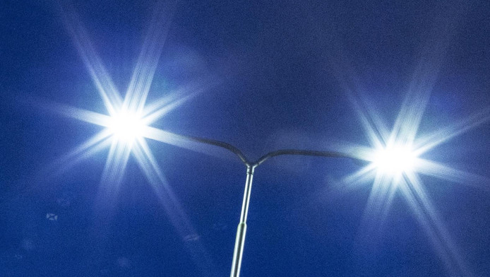 Straatverlichting Soest reageert op verkeer | Amersfoort | AD.nl