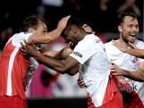 Corners helpen FC Utrecht met pijn en moeite langs FC Emmen