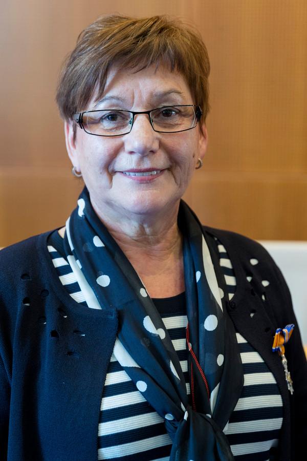 Maria Bosch-Egelmeer.