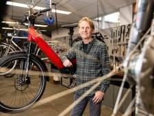 In 170 jaar en vijf generaties van dorpssmid tot moderne fietsenzaak in het centrum van Riel