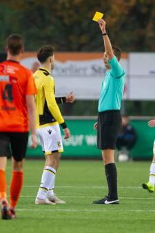 Jong Vitesse blijft 'zonder VAR' steken op 0-0 bij Katwijk