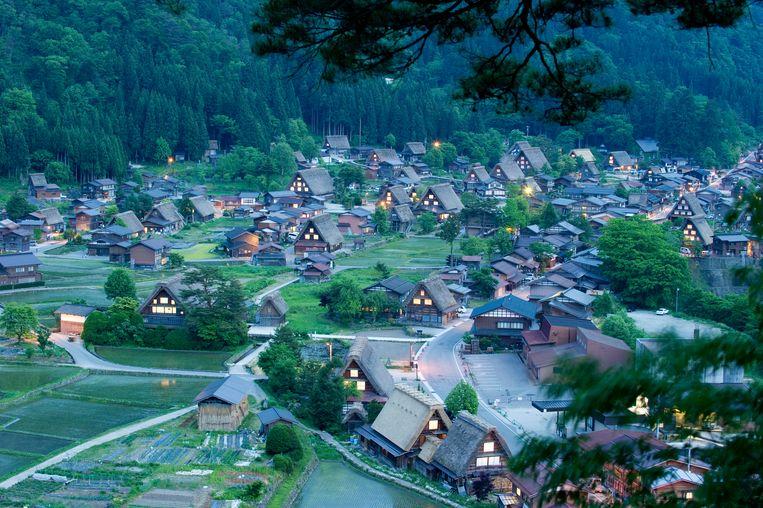 Waarom Japan massa huizen gratis weggeeft