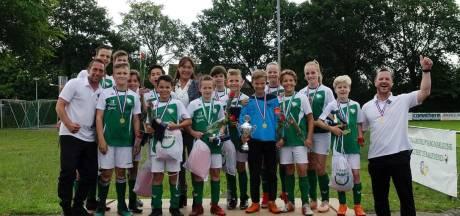 Bijzondere eer voor jeugdteam DIOZ uit Zegge
