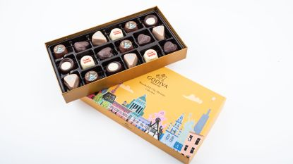 Citytrips in chocolade