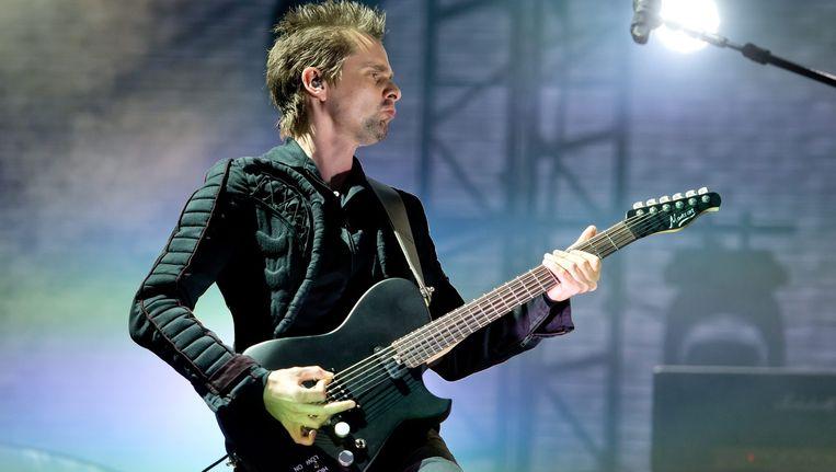 Muse-frontman Matthew Bellamy.