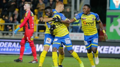 VIDEO. Waasland-Beveren boekt negen op negen (!) na winst in Wase derby van rode lantaarn Lokeren