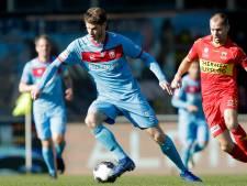 Blunder Verhulst nekt Go Ahead Eagles tegen FC Twente