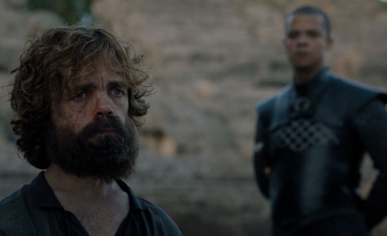 Tyrion word alwéér Hand Of The King.