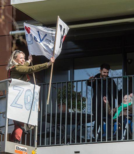 Zorgcentra West-Brabant alert op tweede coronagolf, maar de boel gaat 'niet op slot'