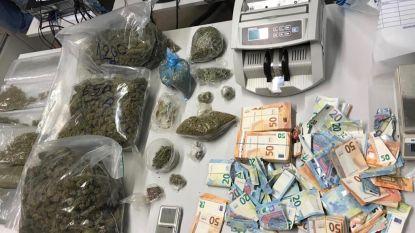 Zelfs tijdens huiszoeking kwamen drugsverslaafde minderjarigen aanbellen: politie pakt dealer op die jeugd bevoorraadde