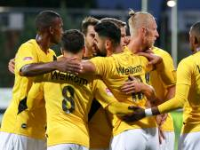 Flets NAC blijft foutloos en wint ook van Helmond Sport