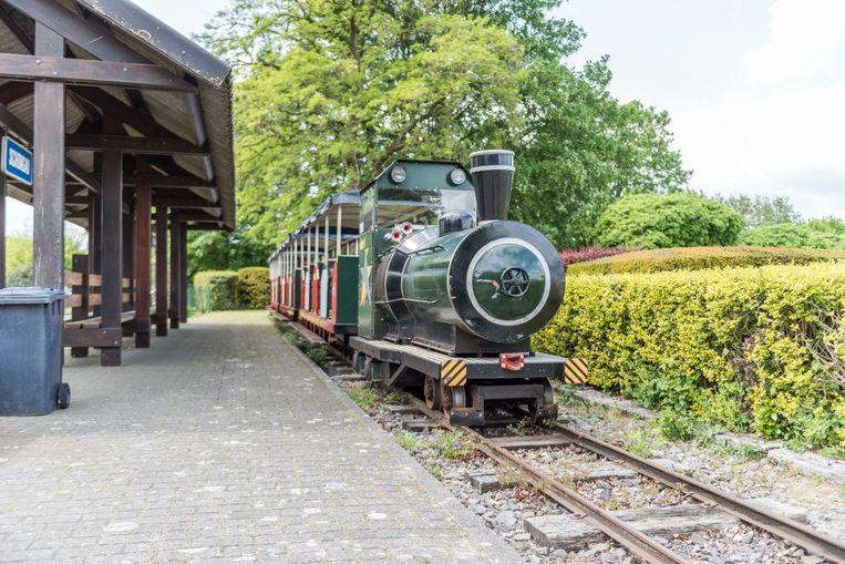 Het treintje op De Ster heeft er na tientallen jaren zijn laatste zomer op zitten.