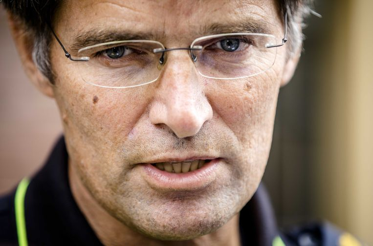 Erik Akerboom (van politie naar AIVD). Beeld ANP/Bart Maat