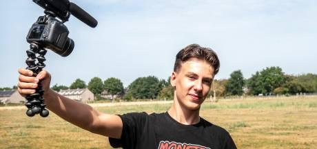 Hoe Maldense vlogger Doran na afgelast Project X-feest ineens 5.000 vrienden heeft: 'Niet bedacht voor de aandacht'