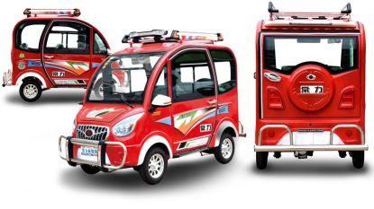 Elektrische auto voor amper 840 euro bij Alibaba