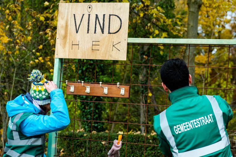 Mensen kunnen hun verloren voorwerpen voortaan gaan zoeken op het Vindhek.
