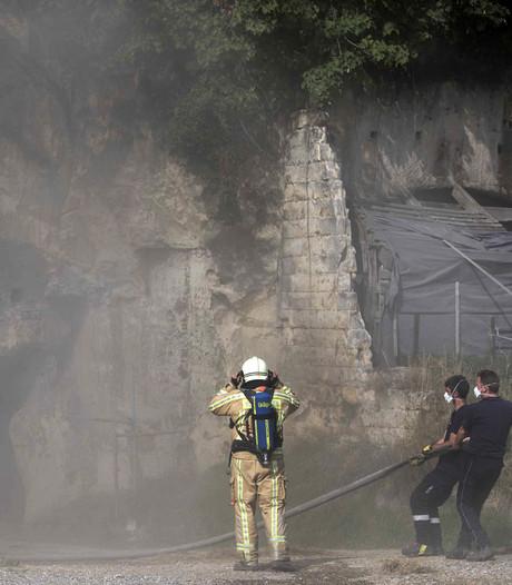 Beveiliging grotten Kanne moet pottenkijkers weghouden