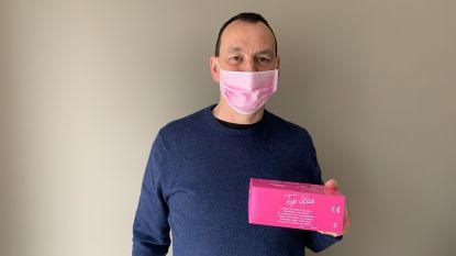 Voormalig asbestslachtoffer koopt 250 mondmaskers en schenkt er 200 aan huisarts