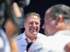 Formule 1-baas Zak Brown over Deurne: Het was aanpassen in zo'n klein dorp