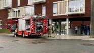 Even paniek na brandalarm in flatgebouw