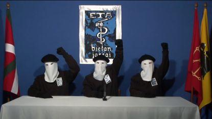 Nu ook officieel: Baskische terreurgroep ETA bestaat sinds vanmiddag niet meer