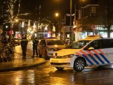 Weer matpartij bij café t' Bonte Paard in Laren, twee gewonden