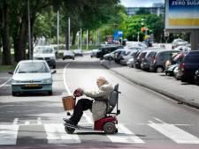 Hagenaars met een scootmobiel moeten mogelijk hun voertuig delen met anderen